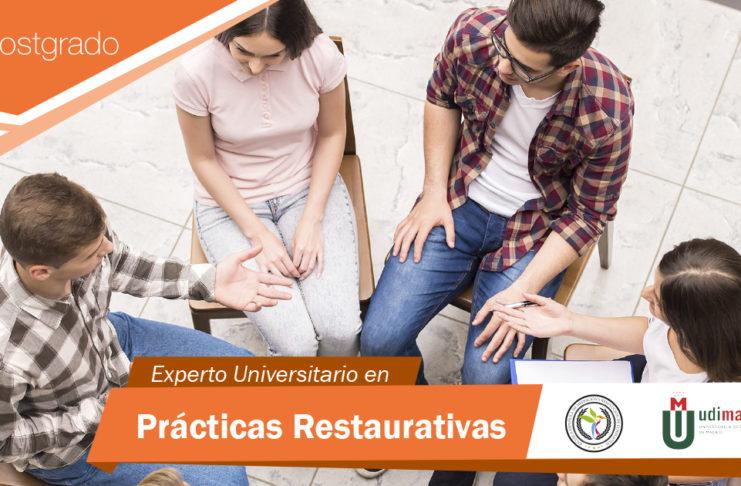 Experto Universitario Justicia Restaurativa, Círculos y Prácticas Restaurativas
