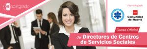 Curso de Directores de Centros de Servicios en el Dia Internacional de las Personas con Discapacidad