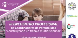 III Encuentro Coordinadores Parentalidad