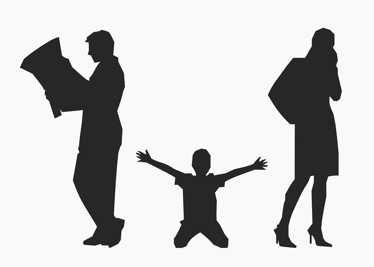 El coordinador de parentalidad actúa en divorcios de parejas con hijos menores