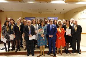 Gala Medallas Mérito Profesional