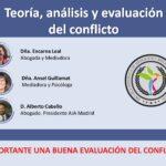 1 Teoría, análisis y evaluación del conflicto