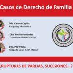 4 Casos de Derecho de Familia